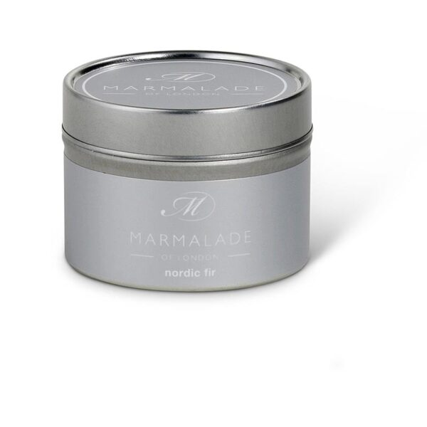 Marmalade Nordic Fir Small Tin Candle