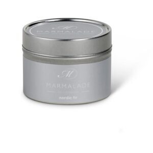 Marmalade Sage & Elemi Small Travel Tin Candle