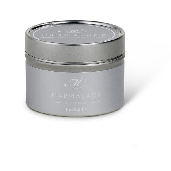 Marmalade Sage & Elemi Small Travel Tin Candle