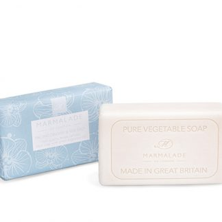 Marmalade Soap - Pacific Orchid & Sea Salt