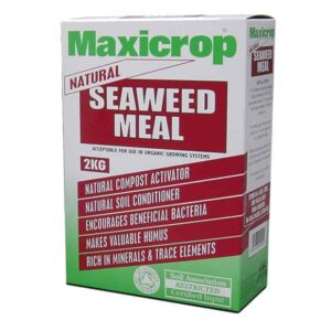 Maxicrop Natural Seaweed Meal (2kg)