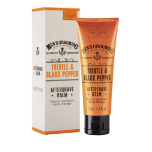 Men's Grooming Thistle & Black Pepper Aftershave Balm