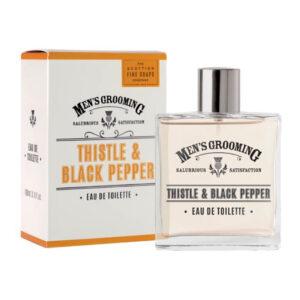 Men's Grooming Thistle & Black Pepper Eau De Toilette
