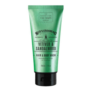 Men's Grooming Vetiver & Sandalwood Hair & Body Wash