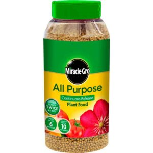 Miracle-Gro All Purpose Continuous Release Plant Food (1kg + 30% Free)