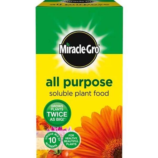 Miracle-Gro All Purpose Soluble Plant Food (500g)