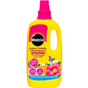Miracle-Gro Azalea, Camellia & Rhododendron Liquid Plant Food 1 litre