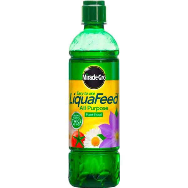 Miracle-Gro Liquafeed All Purpose Plant Food Refill (475ml)