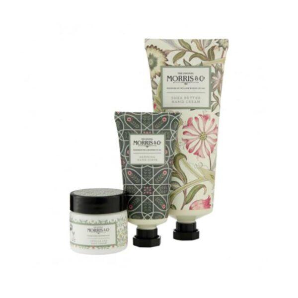 Morris & Co. Jasmine & Green Tea Hand Care Treats 2