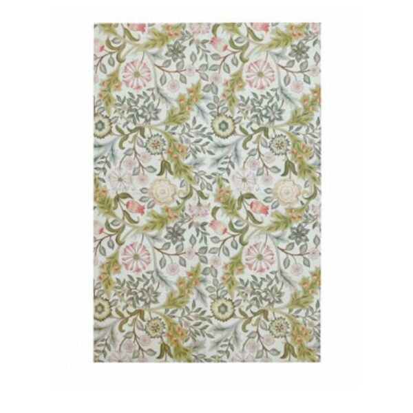 Morris & Co. Jasmine & Green Tea Scented Drawer Liners (5 Sheets) 2