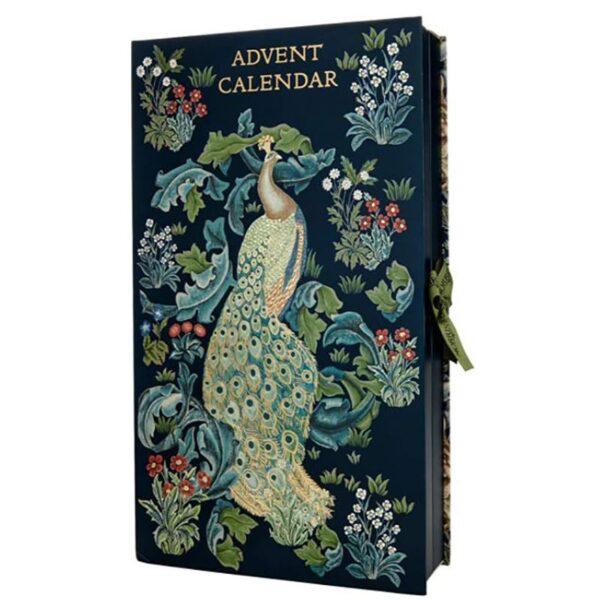 Morris & Co. Mixed Blue Forest Advent Calendar
