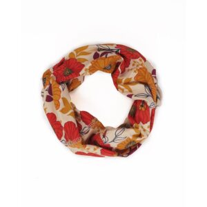 Multiway Band-Autumn Floral Cream