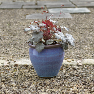 Naylor Clough Mill Mist Conservatory Pot (Small)