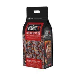 Weber Charcoal Briquettes 8Kg Bag