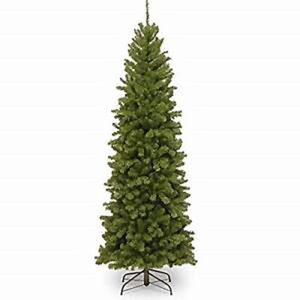 National Tree Winchester Pine Slim Artificial Christmas Tree 800 x 800
