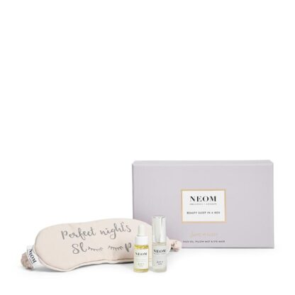 Neom Beauty Sleep in a Box Gift Set-Scent to Sleep