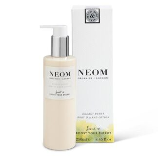Neom Energy Burst Body & Hand Lotion-Scent to Boost Your Energy