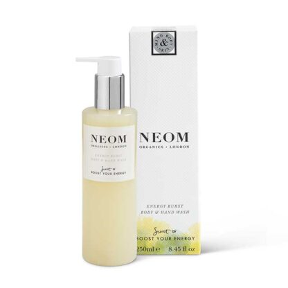 Neom Energy Burst Body & Hand Wash-Scent to Boost Your Energy