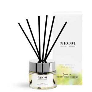 Neom Feel Refreshed Reed Diffuser- Scent to Boost Your Energy