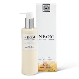 Neom Great Day Body & Hand Lotion-Scent to Make You Happy