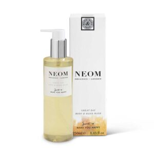 Neom Great Day Body & Hand Wash-Scent to Make You Happy