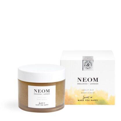 Neom Great Day Body Scrub-Scent to Make You Happy
