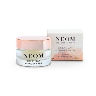 Neom Great Day Wonder Balm 12g-Scent to Make You Happy
