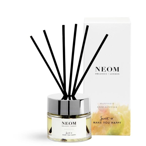 Neom Happiness Reed Diffuser -Scent to Make You Happy