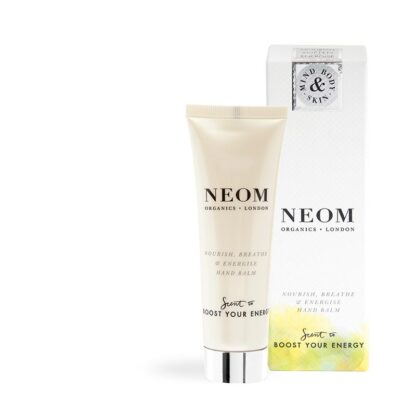 Neom Nourish, Breathe & Energise Hand Balm -Scent to Boost Your Energy 50ml