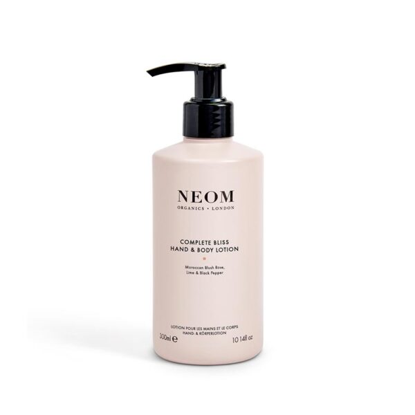 Neom Organics London - Complete Bliss Hand & Body Lotion - Scent to Calm & Relax (300ml)
