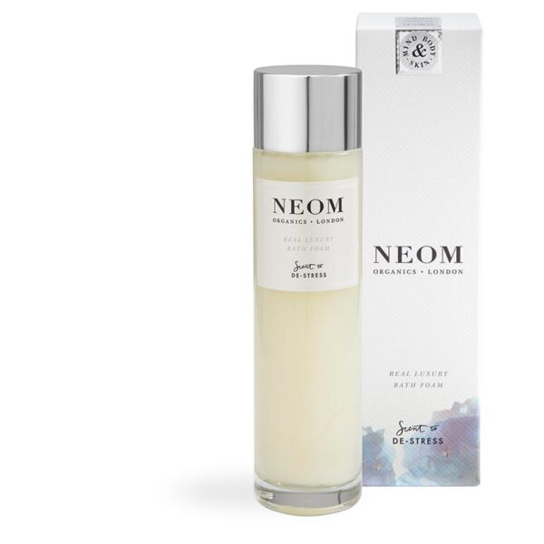 Neom Organics London - Real Luxury Bath Foam (200ml)