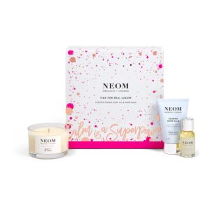 Neom Organics London - Time For Real Luxury - Scent to De-Stress Gift Set