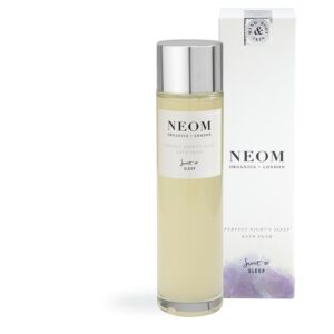 Neom Organics Perfect Nights Sleep Bath Foam-Scent to Sleep (200ml)