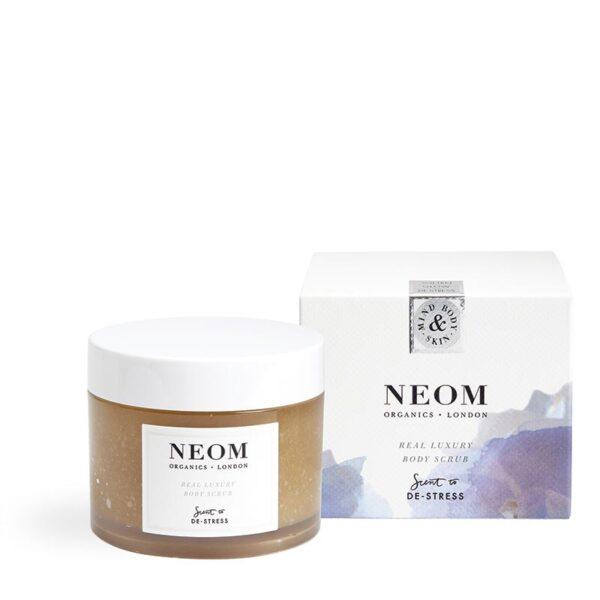 Neom Real Luxury Body Scrub -Scent to De-Stress