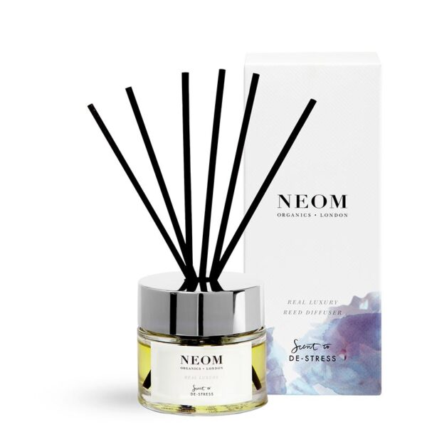 Neom Real Luxury Reed Diffuser -Scent to De-Stress