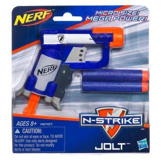 Nerf N-Strike Elite Jolt Blaster Packaging
