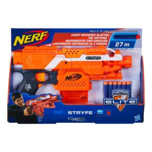 Nerf N-Strike Elite Stryfe Blaster Packaging