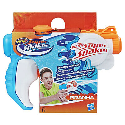 Nerf Super Soaker - Piranha