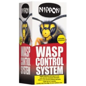 Nippon Wasp Control System (includes attractant)