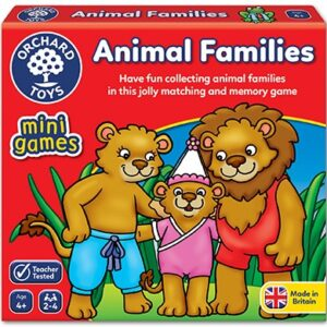 Orchard Toys - Animal Families Mini Game