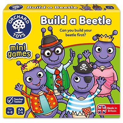 Orchard Toys - Build a Beetle Mini Game