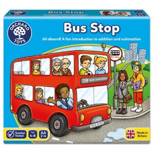 Orchard Toys - Bus Stop Board Game