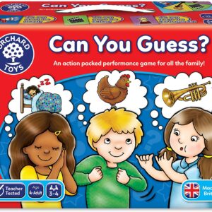 Orchard Toys - Can You Guess Game