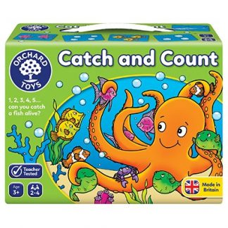 Orchard Toys - Catch & Count Game