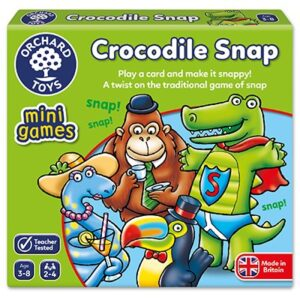 Orchard Toys - Crocodile Snap Mini Game
