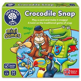 Orchard Toys - Crocodile Snap Mini Game