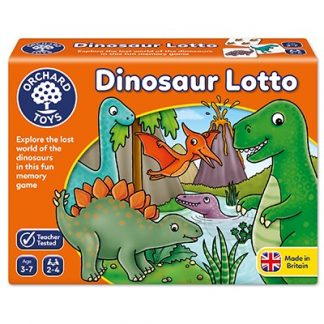 Orchard Toys - Dino Lotto