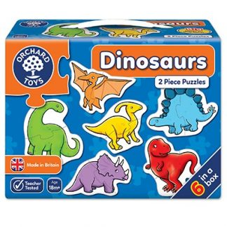 Orchard Toys - Dinosaur Jigsaws Set of 6