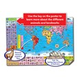 Orchard Toys - Giant World Map Poster