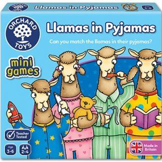 Orchard Toys - Llama's in Pyjamas Mini Game